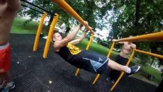 Eagle Force Opole, Street Workout Brzeg, Street Workout Nysa - Wspólny Trening