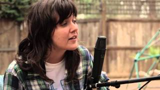 Courtney Barnett - Elevator Operator - 3/17/2015 - Riverview Bungalow, Austin, TX