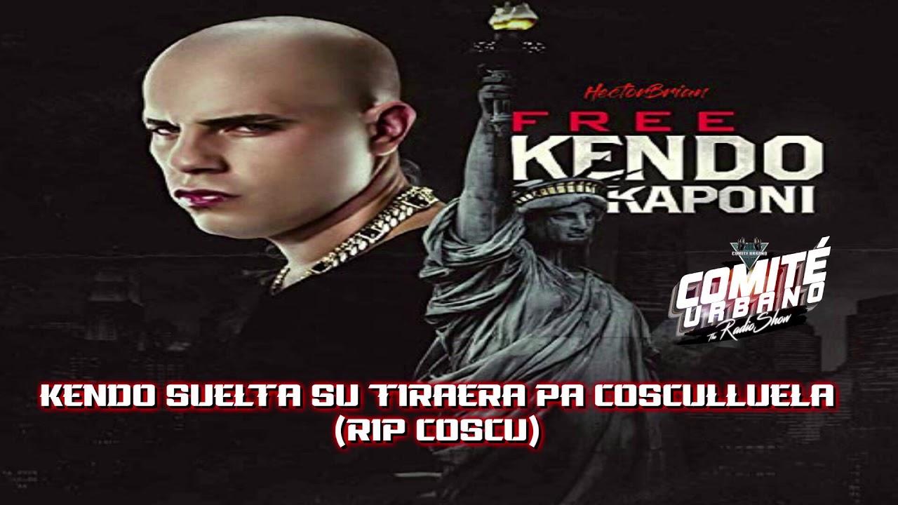 KENDO KAPONI SUELTA RESPUESTA PA COSCULLUELA (RIP COSCU) 😱🔥