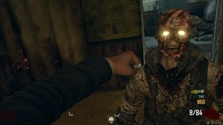 Call of Duty Black Ops 2 Zombies PC online Multiplayer coop gameplay on Nuketown map
