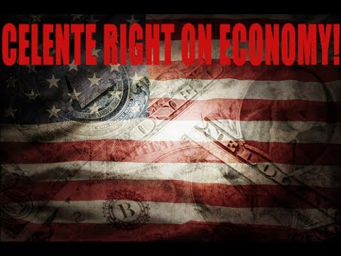 Gerald Celente - Presstitutes Finally Admit Celente's Right About Economy