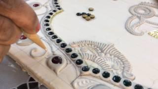 Tanjore | Detailing