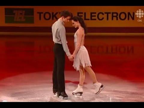 "Engelbert Humperdinck - ""Spanish Eyes"" (tańczą Tessa Virtue i Scott Moir)"