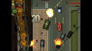 Grand Theft Auto 2 Walkthrough: Kill Frenzy/Rampages Part 3 Industrial District (Let