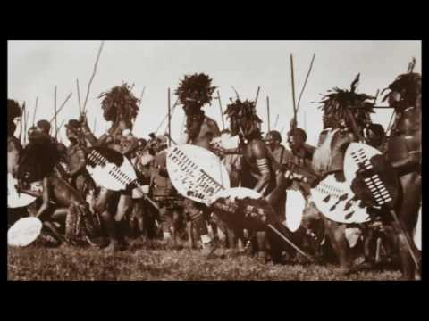 West African Traditional Themed Music - Tribal War Chant