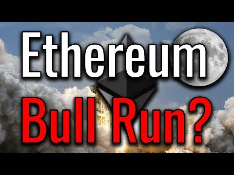 Is Ethereum About To Start An Altcoin Run?
