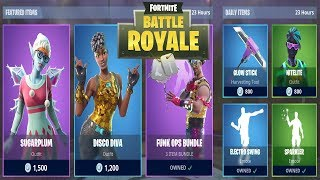 FORTNITE ITEM SHOP TODAY 31 DECEMBER | NEW SKIN DISCO DIVA | FUNK OPS BUNDLE | FORTNITE DAILY SHOP