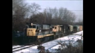 "CONRAIL... 1977, ""THE COLORFUL YEARS"",    Part III"