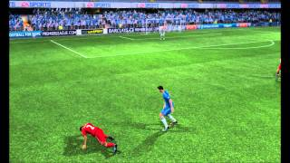 Fifa 11- Bunch of clumsy fools
