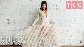 Lara: The Vintage Vamp Bride  | Brides on a Budget