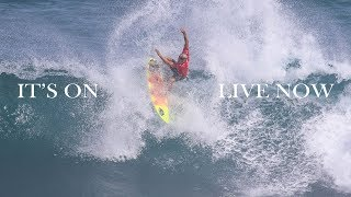its ON! Finals Day of the Live Like Zander Junior Pro and Thomo QS 1,000
