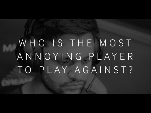 CS:GO Pros Answer: Who Is The Most Annoying Player to Play Against?