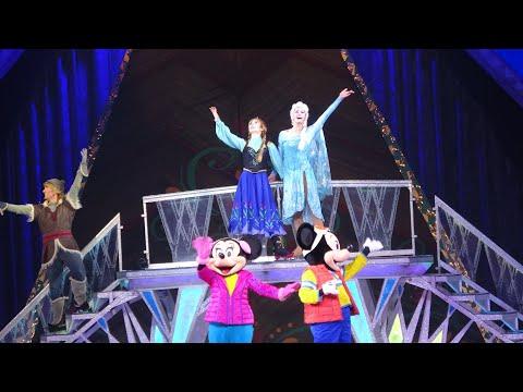 [4K HD] Disney On Ice: Frozen Live Show  -  Center View!!!
