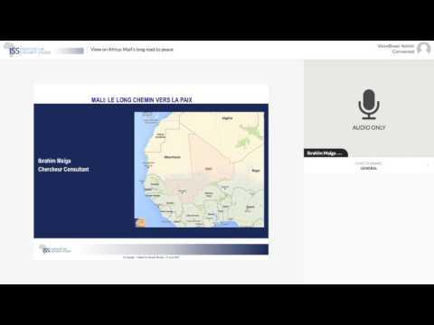Vues d'Afrique - Mali: le long chemin vers la paix