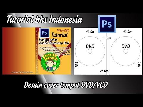 Cara Desain Cover Kaset Dvd Di Photoshop Cs6