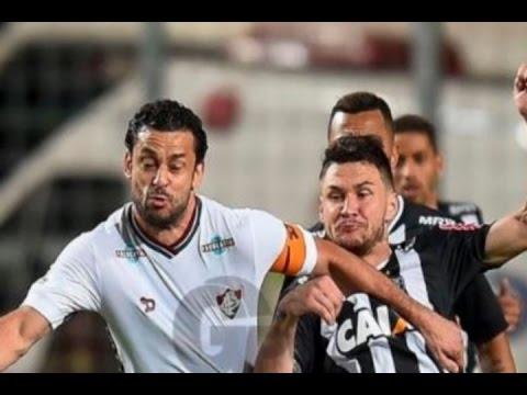 Gols, Atlético-MG 1 x 1 Fluminense - Brasileirão Série A 01/06/2016