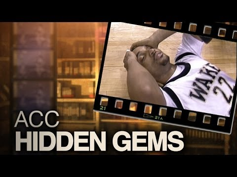 Randolph Childress Hits Game-Winner vs UNC To Win 1995 ACC Championship | ACC Hidden Gem