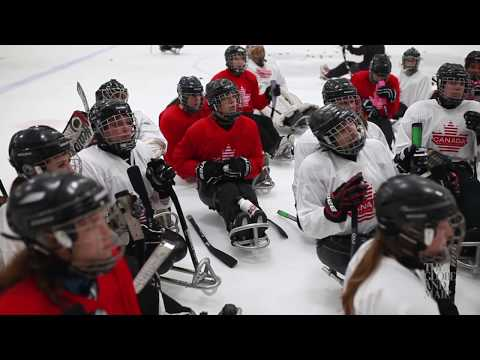 Canada's Women's Sledge Hockey Team Fighting For Paralympic Recognition