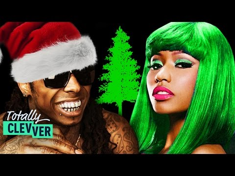 SURPRISE Nicki Minaj & Lil Wayne Christmas Songs - Young Money ...