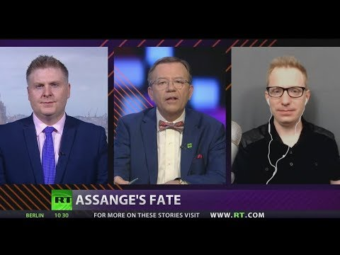 CrossTalk: Assange's fate