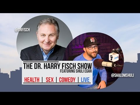 The Dr. Harry Fisch Show featuring Shuli Egar (Facebook Live)