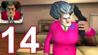 Scary Teacher 3D - Gameplay Walkthrough Part 14 - 5 New Levels (iOS)