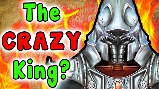 Psychology Of ZANT, The CRAZY Usurper KING - The Legend of zelda Analyses / Discussion
