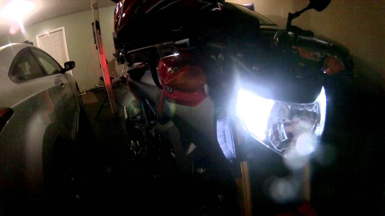 Yamaha Mt Headlight Bulb