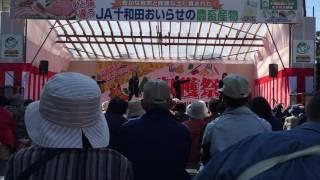 青森のご当地アイドル「りんご娘」 最近ではご当地アイドルコンテストで...