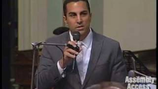 Assemblyman Mike Gatto Video: Fighting to Protect Children from Toxic BPA Chemical in Baby Products