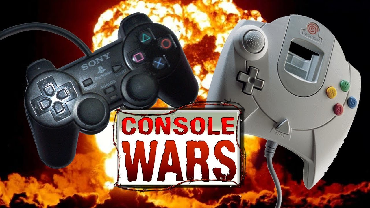 Console Wars - PlayStation 2 vs Dreamcast - Ecco the ...