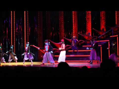 Disney's Aladdin: A Musical Spectacular 1080p 60 - Disneyland - 2014
