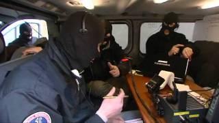 Prise d'otage exercice CGSU police belge