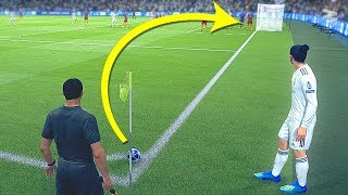 FIFA 19 Direct Corner Kick Goals Tutorial