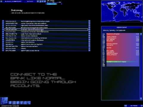 Uplink: Hacking Banks