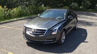 2016 Cadillac ATS - Review