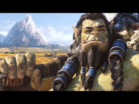 "WORLD OF WARCRAFT - All Cinematics (2019) + NEW Cinematic ""Safe Haven"""