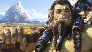 WORLD OF WARCRAFT - All Cinematics (2019) + NEW Cinematic