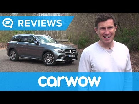 Mercedes GLC SUV 2018 review | Mat Watson Reviews