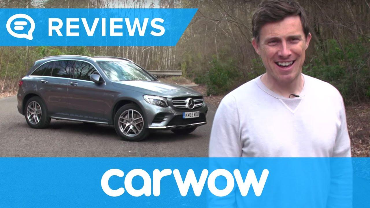 Mercedes GLC SUV 2018 review | Mat Watson Reviews