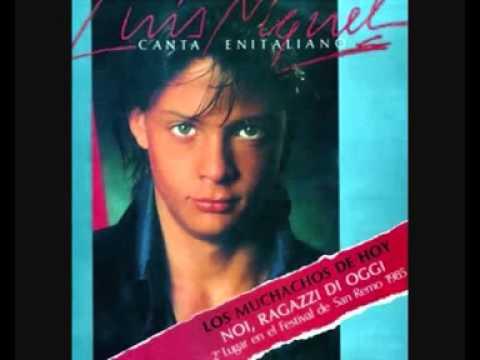 Luis miguel en italiano 1986 album completo de julio cesar soto andia