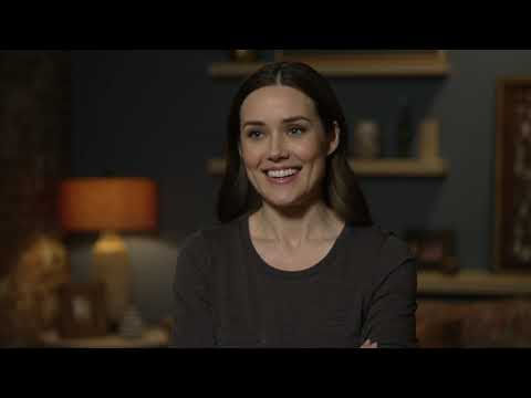 During Commercial Break Megan Boone Youtube