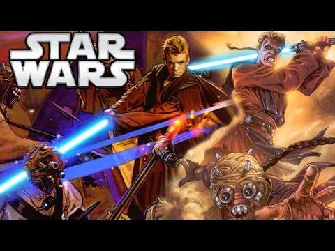How Did Anakin Kill The Sand People On Tatooine? Star Wars Explained