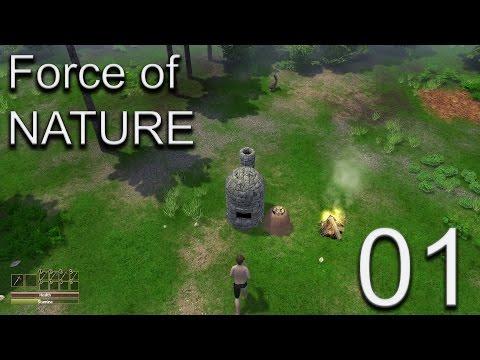 FORCE OF NATURE #01 🌾 Ihr habt Gewählt ;) [Deutsch|German]