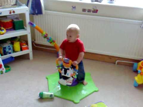 Bounce & Spin Zebra Fun | Fisher Price