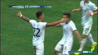 Lautaro Martínez vs Mexico (10/09/2019)