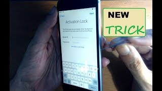 HOW TO UNLOCK AND REMOVE ICLOUD ACTIVATION LOCK WITH NEW TRICK 2017