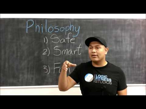 Welcome to Logic Part 2: Philosophy
