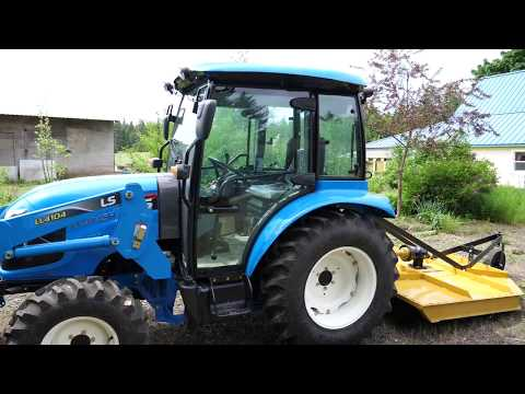 LS Tractor XR 4145 HC