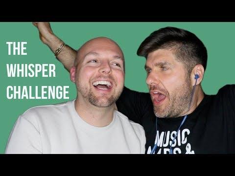 Whisper Challenge   Tuesdays with Richard   Paul Fishman